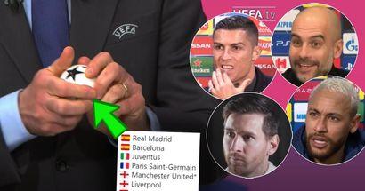 Mögliche Champions-League-Töpfe enthüllt - Topf 2 sieht stärker aus als Topf 1