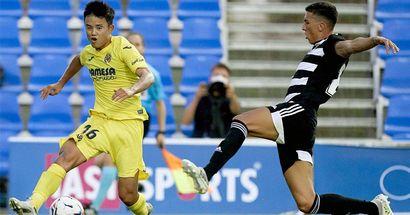 Kubo fait ses débuts avec Villarreal en match amical avant la saison de la Liga