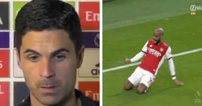 'I am disappointed with the result. We threw it away': Mikel Arteta reacts to Crystal Palace draw