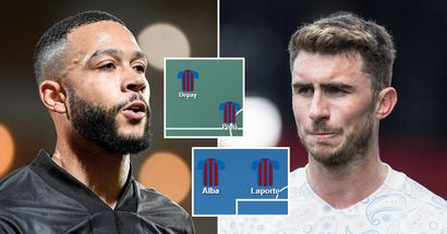 Wijnaldum out: 3 ways Barca could line up next season based on most plausible transfer rumours