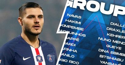 Messi out, Mbappe & Icardi in: PSG unveil 22-man squad for Clermont Foot clash