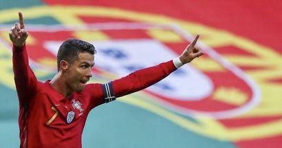 Cristiano Ronaldo se convierte en el máximo goleador de selecciones de la historia