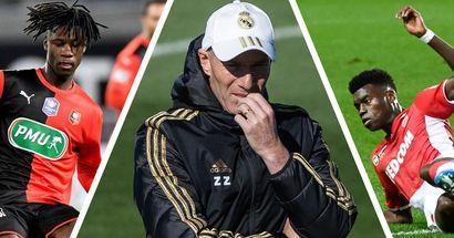 Zidane controla el mercado francés para el Madrid
