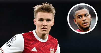 'You have to go to Arsenal': Odegaard's Norway teammate reveals he helped Martin to decide on his loan destination