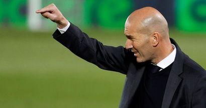 OFICIAL: Marvin, Rodrygo y Vinicius en el XI de Zidane vs Granada