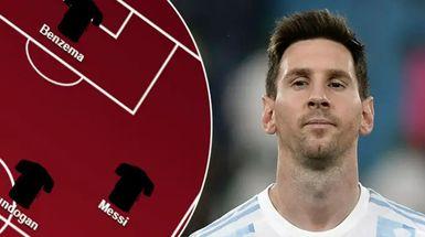 11 mejores: cómo se vería FIFA World XI tal como están las cosas ahora
