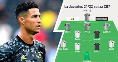 La formazione ideale della Juventus 21/22 che i tifosi vogliono assolutamente in campo se CR7 partisse