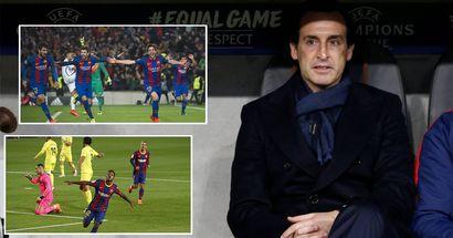 Los pésimos números de Emery, un buen augurio ante un durísimo Villarreal