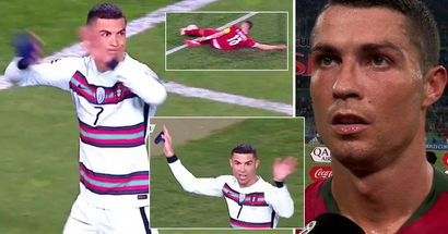 'It will never change'. Cristiano explains why he furiously left the pitch before final whistle vs. Serbia