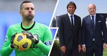 Caccia al dopo Handanovic: un nome cerchiato in rosso dai dirigenti dell'Inter
