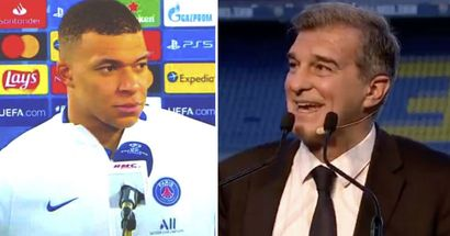 Weirdest rumour of the day: Barca working on signing Mbappe in 2022