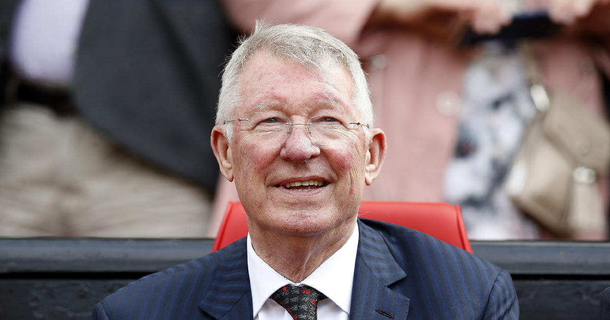 Sir Alex's brilliant advice for youngsters is something for all of us to follow