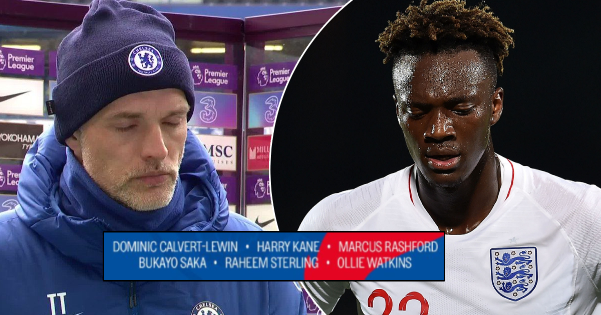 Tammy Abraham Fearful Of Losing England Spot For Euro 2021 After Confusing Exclusion From Chelsea Squad Matt Law