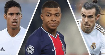 El Madrid podría vender hasta 9 jugadores para fichar a Mbappé (fiabilidad: 4 estrellas)