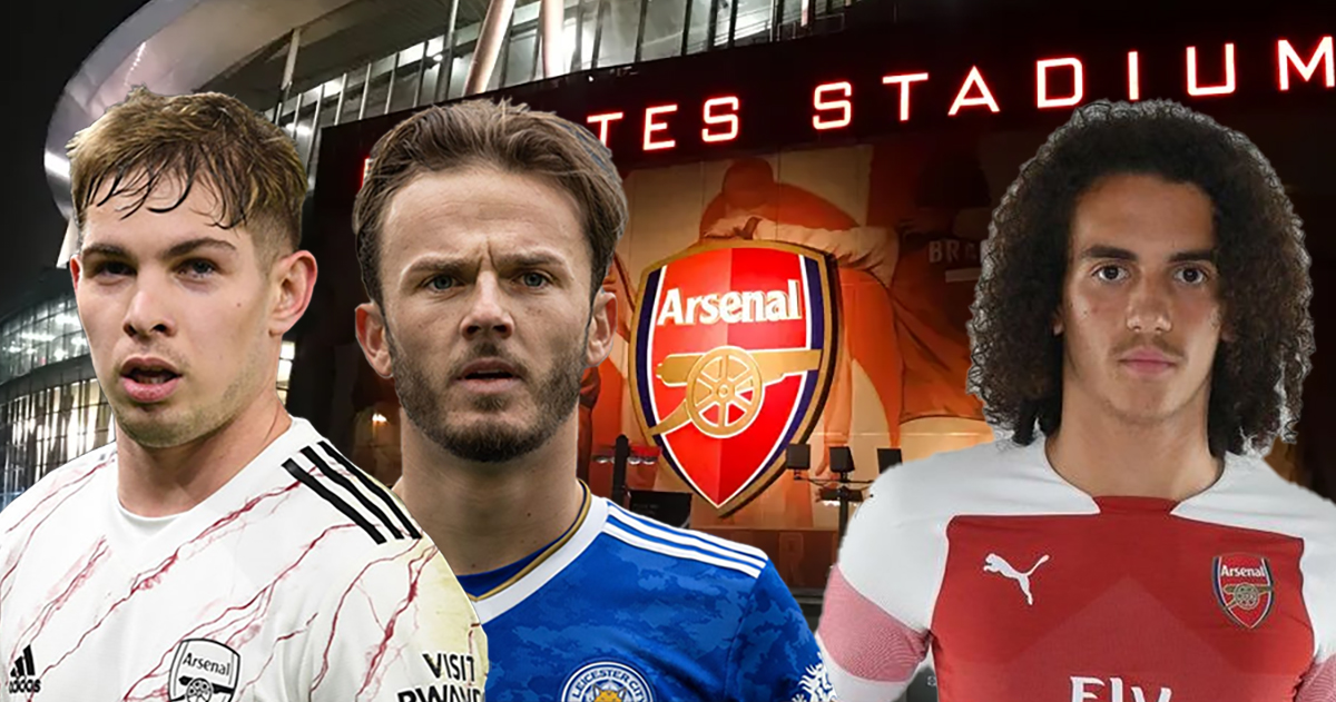 Smith Rowe renewal, Maddison interest & more: latest Arsenal transfer round-up with probability ratings