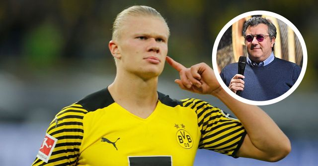 Times: Raiola set for talks with Man City about Erling Haaland (reliability: 5 stars)