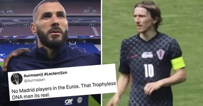 Les fans du Barça se moquent des joueurs du Real Madrid pour l'élimination de l'Euro 2020 – une chose leur ferait fermer la bouche