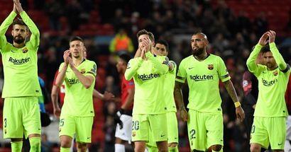 عودة بالذاكرة: برشلونة يحقق فوزه الأول على ملعب أولد ترافورد