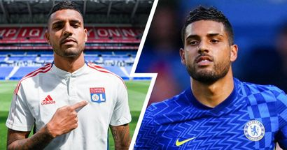 'I'm really happy with my choice': Emerson reveals why he decided to leave Chelsea