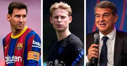 اختير دي يونج لاعب برشلونة لهذا الموسم و 4 قصص كبيرة أخرى قد تهمك