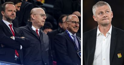 Glazers' and Ed Woodward's stance on sacking Ole Gunnar Solskjaer revealed