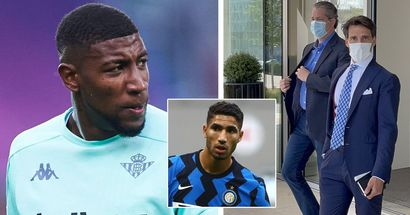 Emerson's agent spotted in Milan after talks with Inter (reliability: 5 stars)