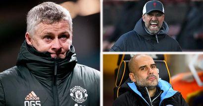 Liverpool, Man City & Chelsea in space of one month: United face hellish 10-game run in October-November period