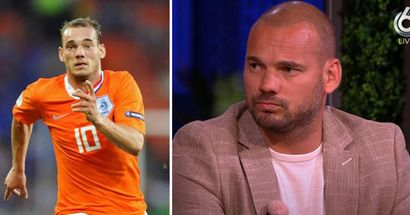 Wesley Sneijder nomina la sua squadra vincitrice di Euro 2020 - non è la Francia o la squadra olandese