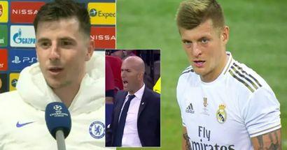 Mason Mount responde públicamente a Toni Kroos tras eliminar al Real Madrid de la Champions