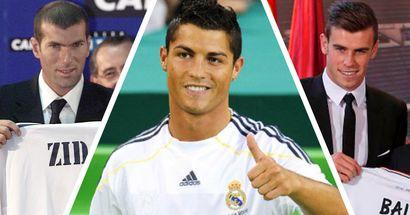 8 transferts coûteux du Real Madrid qui en valaient la peine