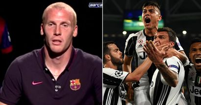 Jeremy Mathieu: 'People killed me after the match against Juventus'
