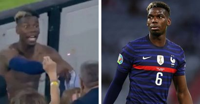 Explained: Why Pogba could be punished for post-game activity after Germany win