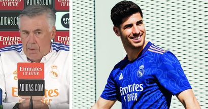 Ancelotti explains why 'it's good' that Asensio is unhappy with current situation