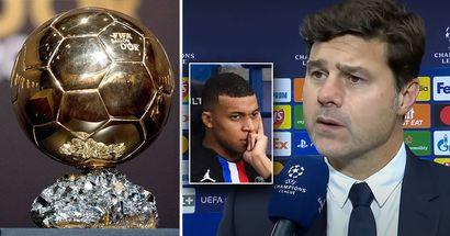 Pochettino nennt seine Top-3-Kandidaten für Ballon d'Or – und erwähnt NICHT Mbappe und Neymar