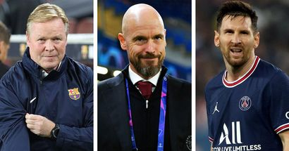 Ten Haag exclut tout transfert au Barça et 3 autres grosses actus que vous avez peut-être manquées