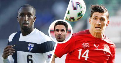 Swiss utility man, 2 ex-Gunners & 3 more Euro 2020 stars Arsenal should consider