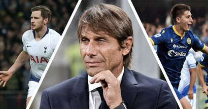 CorSport   Conte preferisce Vertonghen a Kumbulla, l'Inter lascia via libera alla Lazio