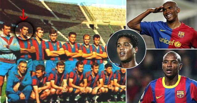 Qui a été le tout premier footballeur noir du Barça? Vous avez demandé, nous avons répondu