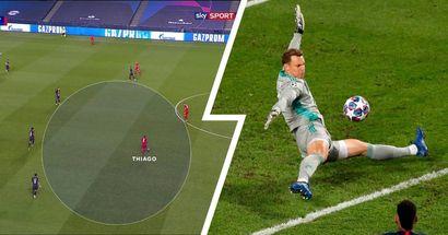 Torchancen auf beiden Seiten, Neuers Rettungstaten: Große Analyse des Spiels PSG vs. Bayern