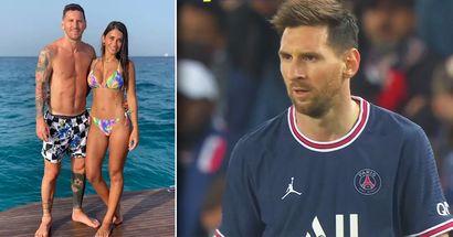 Revelado: por qué Guardiola prohibió a Leo Messi tener sexo de medianoche con Antonella