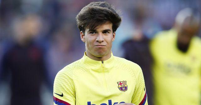 Decline continues: Riqui Puig left out of Spain U21 squad for Euro qualifiers