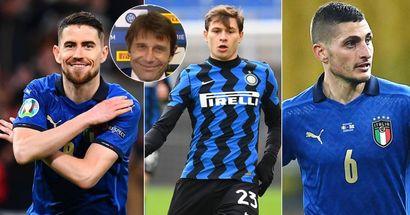 """""""Jorginho e Verratti? Non hanno la stessa energia di Barella"""", Conte esalta il 23 dell'Inter"""