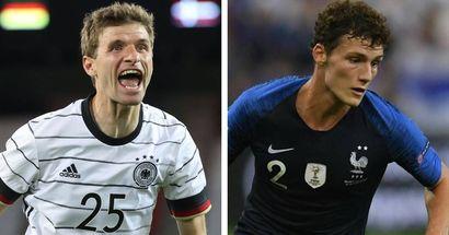 Deutschland - Frankreich: Insgesamt 6 Bayern spielen heute von Beginn an!