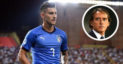 """""""Pellegrini recupererà"""": il CT Mancini fa sorridere i tifosi della Roma, e svela un titolare giallorosso per domani"""