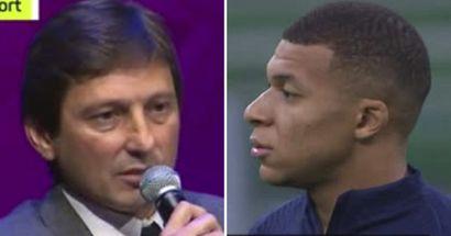 'Nunca planeamos nuestro futuro sin Mbappé': Leonardo, el director del PSG