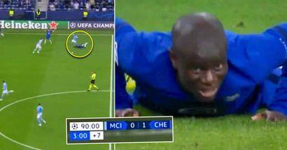 N'Golo Kante wird für einen besonderen Moment in den letzten Minuten des Champions-League-Finales gelobt