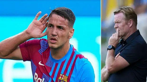 ¿Quién es el héroe del partido vs Nàstic Rey Manaj y por qué está a punto de dejar el Barça? Tú preguntaste, nosotros respondimos
