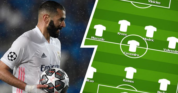 Real Madrid's likely XI vs Chelsea's likely XI: Where will the game be won and lost? - logo