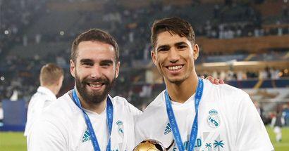 Carvajal , en el top 10 de los mejores laterales derechos del mundo según Maldini