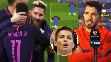 Cómo el Barça podría alinearse para El Clásico de Leyendas en 2031